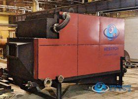 Твердотопливный водогрейный котел Нейтрон-НТ-1250
