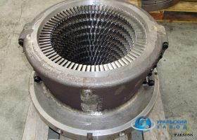 Изготовление и модернизация деталей и узлов паровых турбин