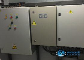 Щит управления термомасляной котельной